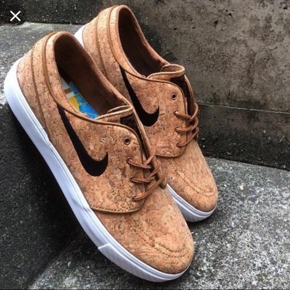 Extranjero Jabón No complicado  Nike Shoes | Sb Stefan Janoski Elite Cork | Poshmark